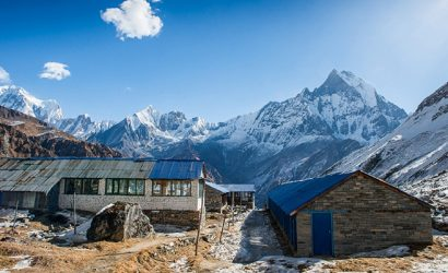 Annapurna Base Camp Trek 12 Days
