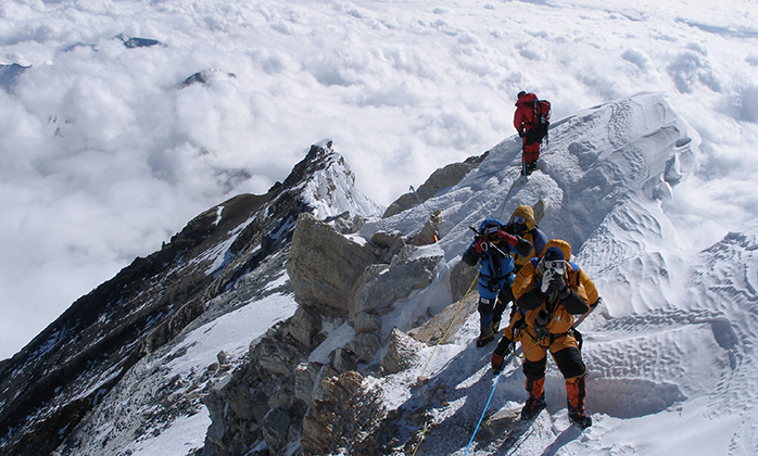 Mt.Everest-Expedition-IV