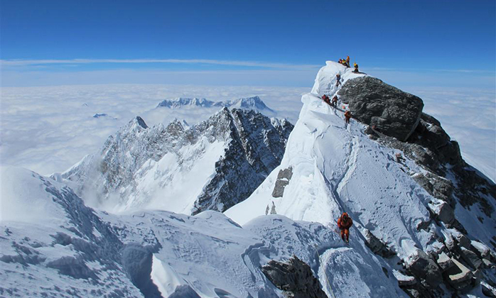 Mt.Everest-Expedition-V