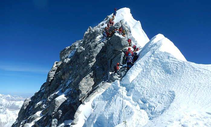 Mt.Everest-Expedition-VI