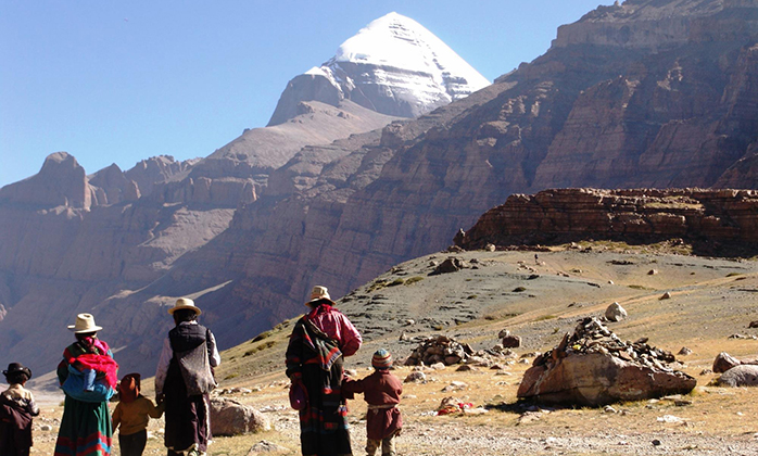 Overland Tibet Tour (1)