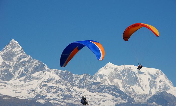 Paragliding-in-Nepal-II