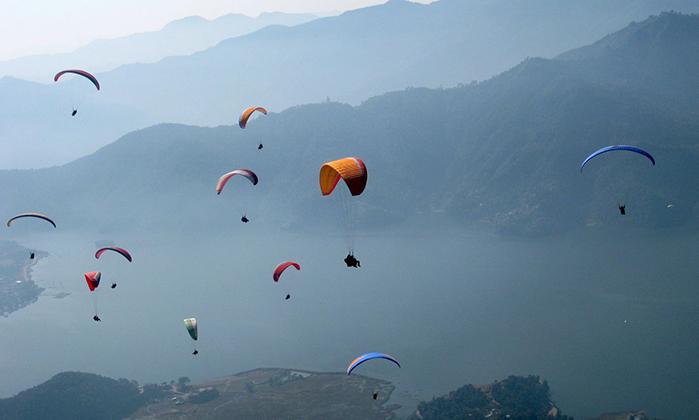 Paragliding-in-Nepal-V
