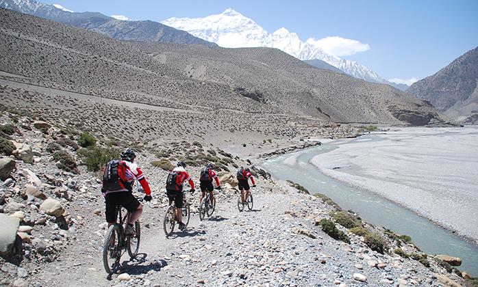 Tibet-Lhasa Biking Tour (1)
