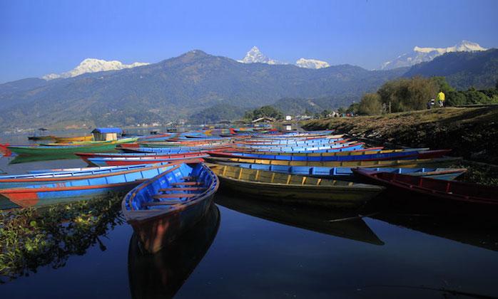 Pokhara-city