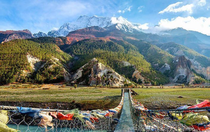 Annapurna Circuit trek 12 Days