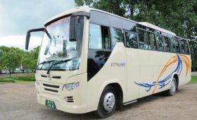 Kathmandu to Pokhara Tourist Bus