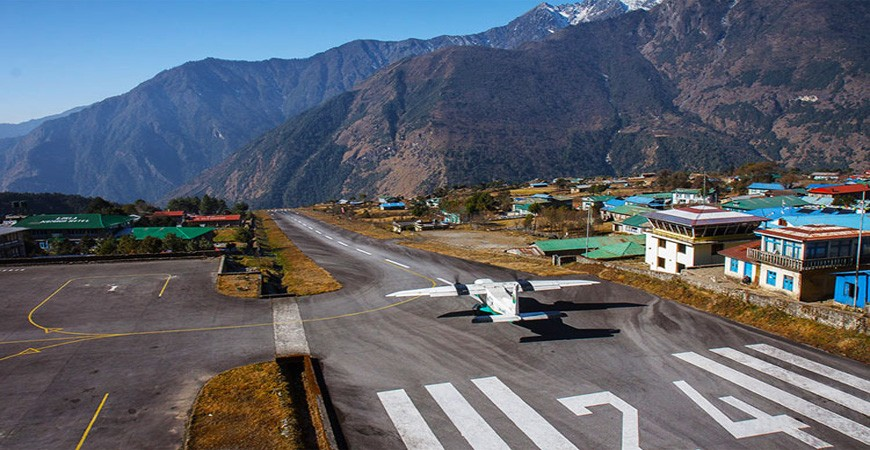 How to get to Lukla from Kathmandu
